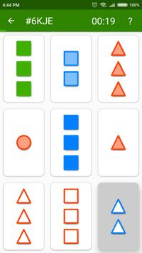 Finding Sets screenshot 1