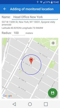 Logeto - Attendance and Time tracking apk screenshot
