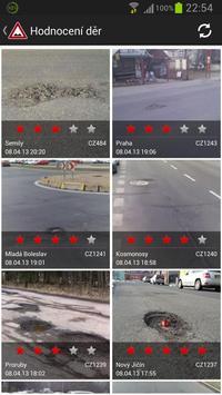 Potholes Hunter apk screenshot