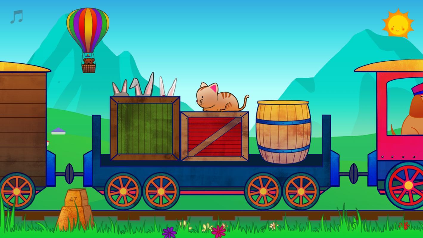 Kereta Api Binatang Apk Download Gratis Pendidikan
