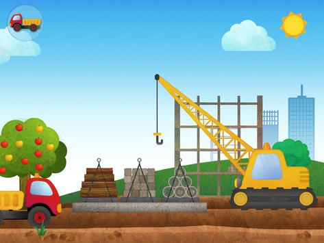 Tony the Truck and his Friends apk screenshot