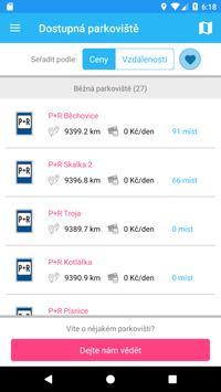 zaparkuju.cz screenshot 1