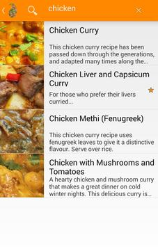 Indian food curry recipes apk download free lifestyle app for indian food curry recipes apk screenshot forumfinder Images