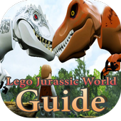 Guide for Lego Jurassic World icon