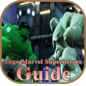 Guide for Lego Marvel Heroes icon