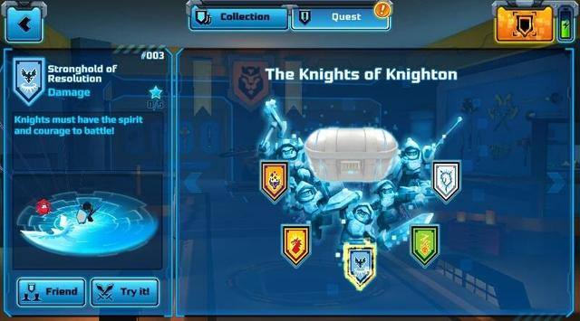 Guide for Lego Nexo Knights screenshot 2