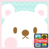 보보 페이스 카카오톡 테마 icon