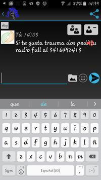 Los traumados apk screenshot