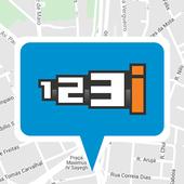 Mapa 123i icon