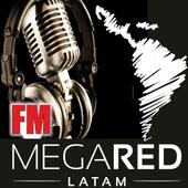 Mega Red Fm icon