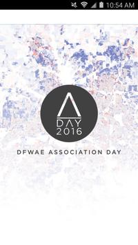 Association Day 2016 poster