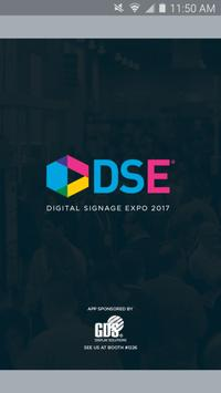 DSE 2017 poster