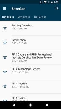 RFID Journal LIVE! 2018 screenshot 2