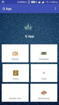 Q GK App poster