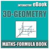 3 D Geometry Formula Ebook icon