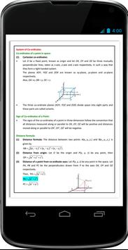 3 D Geometry Formula Ebook poster