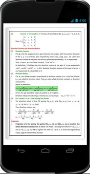 3 D Geometry Formula Ebook screenshot 1