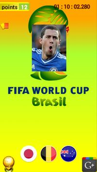 Guess Who Brazil 2014 apk screenshot