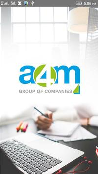 A4M Group poster