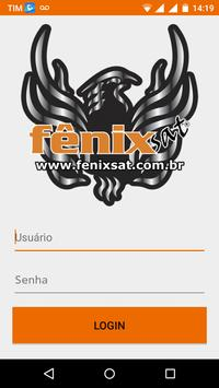 Controle de Jornada Fênix Sat poster