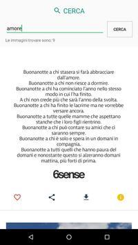 6Sense Frasi e Consigli screenshot 3
