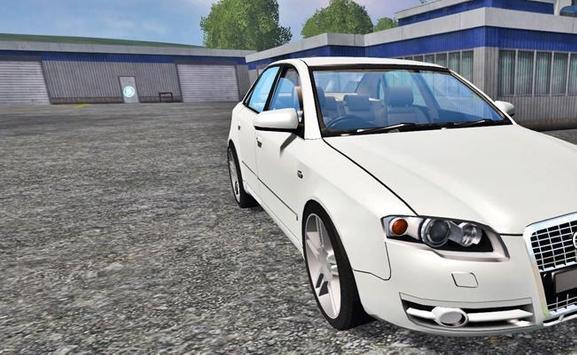 A7 Car Drive Simulator apk screenshot