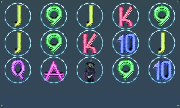 A8  Halloween Slot Machine screenshot 2