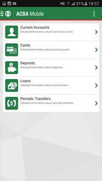 ACBA Mobile apk screenshot