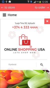 OnlineShoppingUSA poster