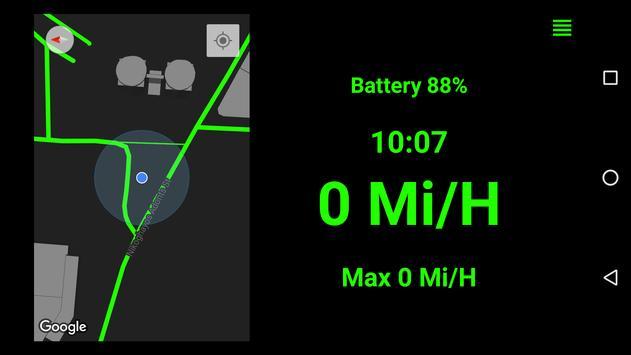 Car HUD Display screenshot 2