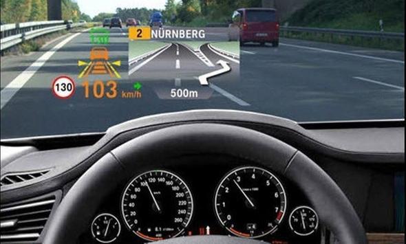Car HUD Display screenshot 5