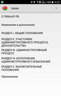 ПИКоАП РБ screenshot 4