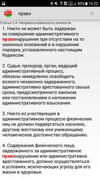 ПИКоАП РБ screenshot 6