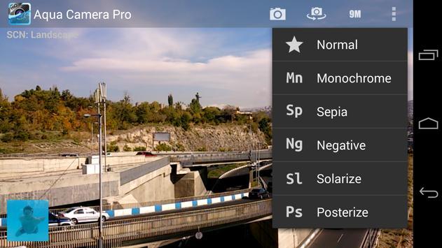 Aqua Camera Pro apk screenshot