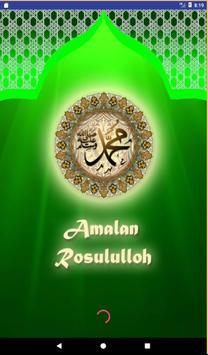 Amalan Rosululloh SAW apk screenshot