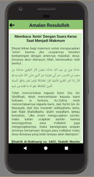 Amalan Rosululloh screenshot 3