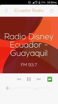 All Radio Ecuador FM in One HD screenshot 1