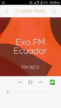 All Radio Ecuador FM in One HD screenshot 3