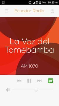 All Radio Ecuador FM in One HD screenshot 7
