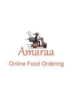 Amaraa Driver App poster