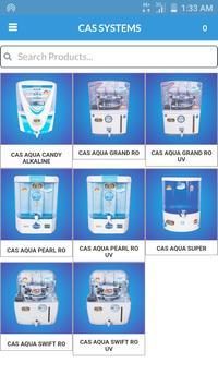 CAS SYSTEMS screenshot 1