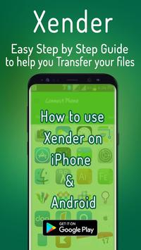 New Xender Guide apk screenshot