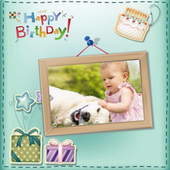 Baby Collage Frame 2015 HD icon