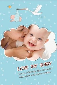 Baby Collage Frame 2015 HD poster