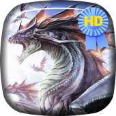 Amazing Dragon Live Wallpaper icon