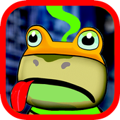 Amazing - Frog Game アイコン
