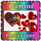 Diamond Photo Frame icon