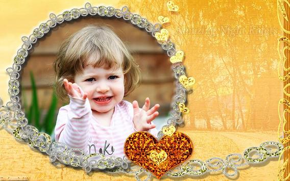 Diamond Photo Frame apk screenshot