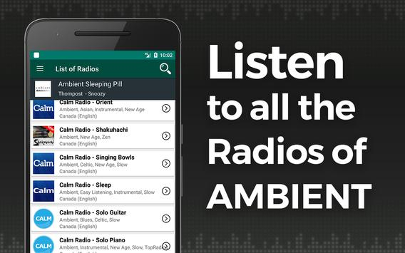 Ambient Music Radio for Android - APK Download