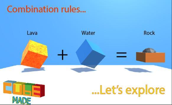 Cube Made screenshot 1
